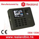 Системы посещаемости времени карточки и фингерпринта Realand RFID