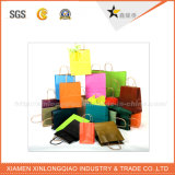 Saco de papel do boutique feito sob encomenda da alta qualidade do OEM da fábrica