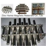 Separatore magnetico della griglia permanente per ceramica, energia elettrica, estrazione mineraria, alimento