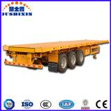 35ton 판매를 위한 널리 이용되는 40FT 평상형 트레일러 콘테이너 트럭 트레일러