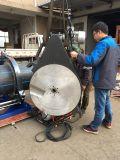 Butt 500-800mm hidráulica de fusión del soldador