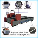 Metal do laser da grande potência que corta o laser Máquina-Santamente