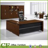 低価格のシンプルな設計の机の議長のオフィス表