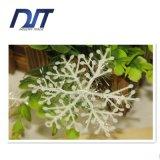 il fiocco di neve all'ingrosso di natale di 11cm riduce in pani i fiocchi di neve dell'albero di Natale
