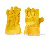 De Handschoenen van de Veiligheid van het Lassen slijtage-Resistane van Fabrikant