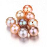 SNH 8-8.5mm AAA mejor grado de color melocotón en perlas sueltas