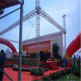 مرحلة سقف برغي حنفية الصين صاحب مصنع ألومنيوم صندوق مربّع حادث مرحلة شاملة إنارة جملون
