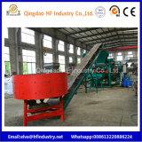 Qt4-20 China Hydraulis Druck-konkreter Straßenbetoniermaschine-Ziegelstein-Höhlung-Block, der Maschine herstellt