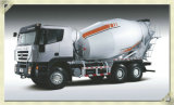 Hongyan Genlyon 6*4 Concrete Mixer Truck