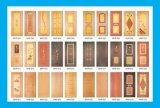 Fábrica-Fantasía natural Chapa Puerta Tamaño de la piel en la madera contrachapada 920X2130X3.6mm