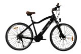 Ciclomotore con la bicicletta elettrica del METÀ DI del motore dei pedali ione del litio