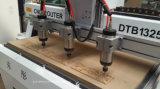 Legno, MDF, acrilico, alluminio, router 1325 di CNC