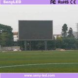 Cartelera llena al aire libre de la pared LED de la visualización video de HD (P5mm)