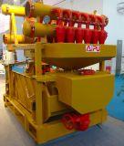 De Reinigingsmachine van de Modder van de Vloeistoffen van de boring in het Systeem van de Controle van Vaste lichamen