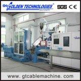 Máquina elétrica de extrusão de revestimento de arame