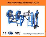 Sud160m-2 HDPEのプラスチック管の溶接装置