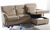 يعيش غرفة أريكة مع حديثة [جنوين لثر] أريكة يثبت (722)