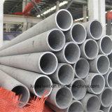 Tubo de alta temperatura soldado aleación/tubo del acero inoxidable