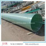 Tubo delle acque luride di drenaggio FRP delle acque di rifiuto