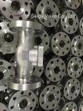 Válvula de batente de alta pressão do aço inoxidável do API