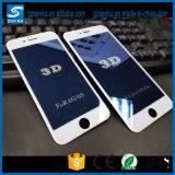 携帯電話のiPhoneのためのアクセサリの反青く軽い緩和されたガラススクリーンの保護装置6 Plus/6sと