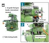 Tipo máquina da tabela de elevador horizontal da alta qualidade X6132/X6140 de trituração