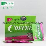 Leptin Kaffee, der Gewicht-Verlust-Biokost-Kaffee abnimmt