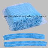 Doppia protezione non tessuta e di plastica elastica a gettare della clip che fa macchina