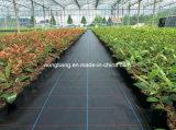 3.5oz黒いPPによって編まれる雑草防除のマット