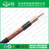 Sistemas del satélite del CCTV del cable de gota Rg59/RG6/Rg11 CATV