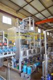 Línea dura de caramelo de producción con capacidad de 1200 kg por hora