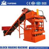 油圧舗装のCurbstoneの煉瓦機械