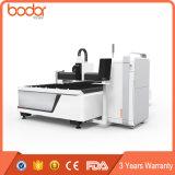 Máquina de corte do laser da fibra do CNC 500W 700W 1000W da alta velocidade para a folha de metal