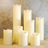 Hoogstaande & Warme Witte Ideale Elektrische Gebemerkte Kaarsen