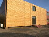調節のための現代プレハブの容器のホーム