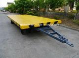 Schwere Eingabe des schweren Ladens ohne Energienauto-Schleppseiltransportwagen