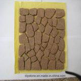 Fornitore di pietra naturale della Cina della fabbrica di Nanjing della memoria rossa delle mattonelle