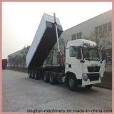 3-7 etapas Telescopic Hydraulic Cylinder para Tipper Truck