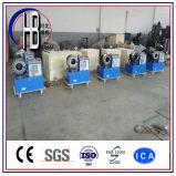 máquina de friso da mangueira hidráulica do cabo da tubulação 220V ou 380V