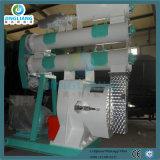 Le premier ce de machine de boulette de manioc de boulette de luzerne de fabrication a reconnu