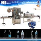 De volledige Lijn van de Etikettering van de Verpakking van de Drank van het Water Vullende