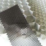 Hoja de aluminio de nido de abeja para Core Filtros