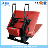 Factory Sales Máquina de imprensa de calor manual de grande formato de alta qualidade