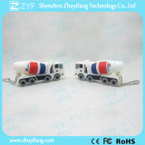 Custom Concrete Mixer Lorry Shape USB Flash Drive (ZYF1068)