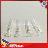 Papel de balanceo de cristal de los accesorios de cigarrillo que fuma del tabaco de la hierba del ciprés de Phuncky del Hitman seco embriagador del sostenedor