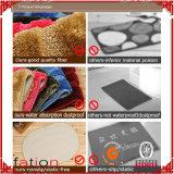 Циновка ванны пола циновки двери Microfiber полиэфира Anti-Slip для дома/гостиницы