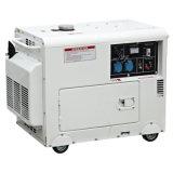 5KW Silent Diesel Generator、Portable Diesel Generator (5GF-B01)