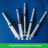 Constructeur de Disposable Syringe avec Needle