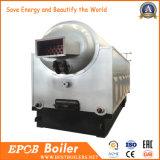 De biomassa In brand gestoken Eenvoudige Houten Boiler van de Stoom voor Verkoop