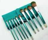 Escova cosmética elevada direta da composição da fábrica profissional do JDK